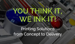 Purcell Printing is here to serve YOU!